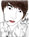 yesung in ma own style